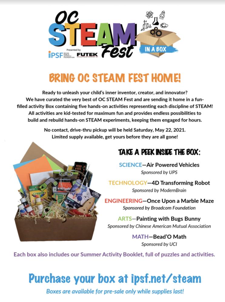 IPSF Steam Flyer